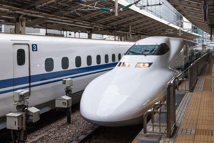 新幹線 東京